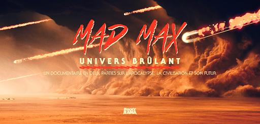 Vignette de Mad Max Univers Brûlant