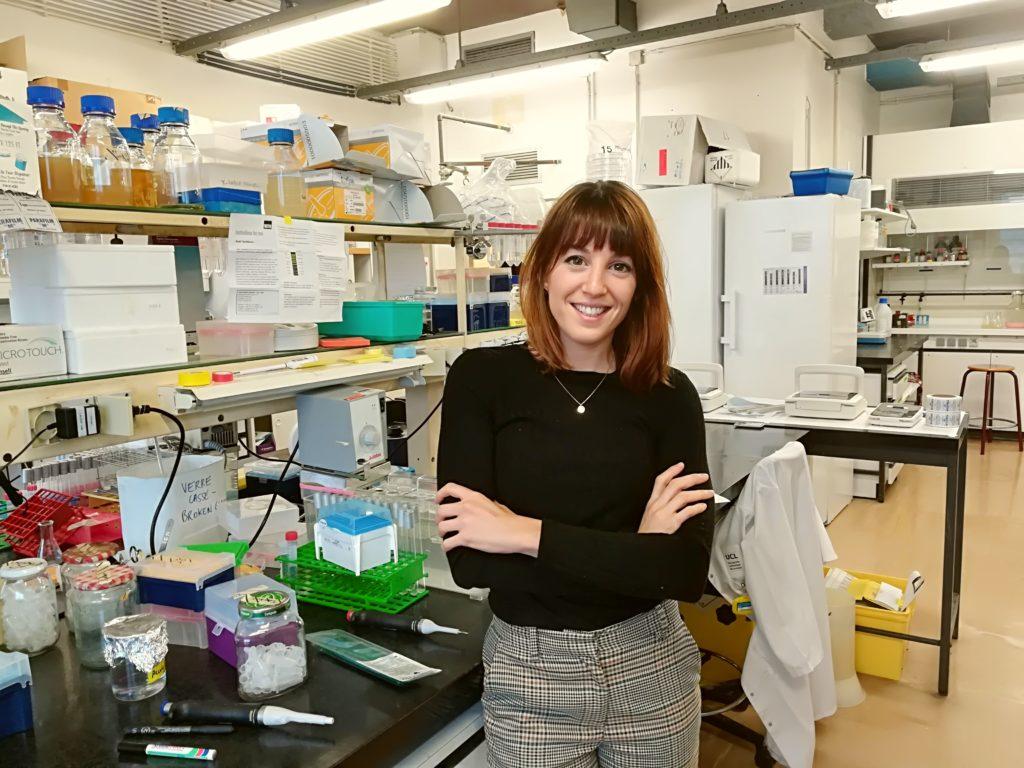 UCLouvain Institut de Duve, Raquel Rodriguez Alonso, BAM, bactéries multirésistantes antibiotiques.