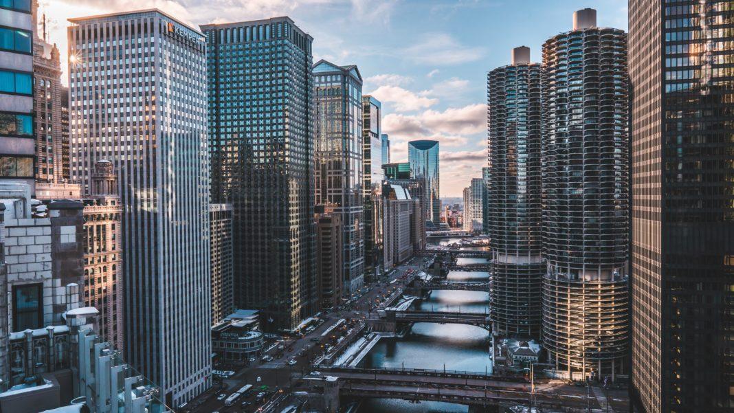 Vue de Chicago