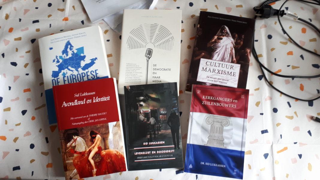 Livres de Sid Lukkassen