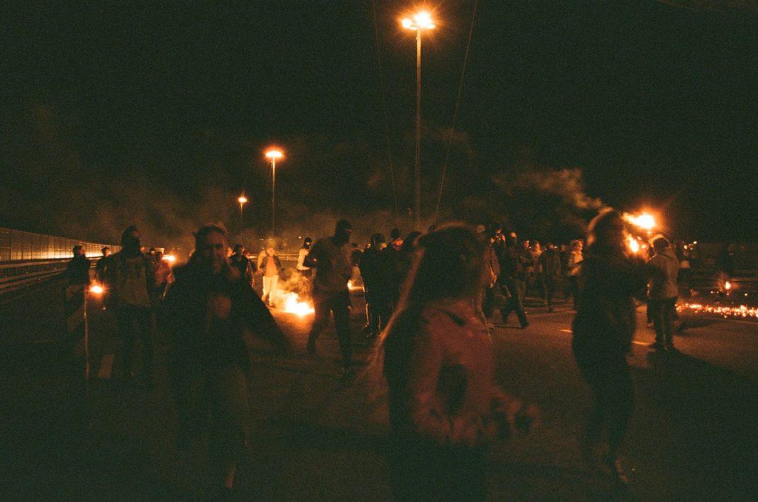 Photo d'émeute