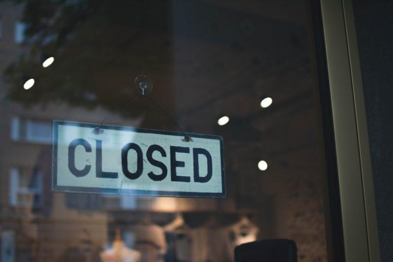 La disparition d'Alysson: clap de fin pour le petit commerce?