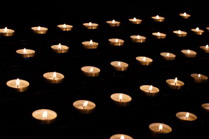 Commémoration des attentats de Paris, dont celui du Bataclan.