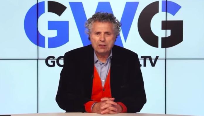 Gilles-William Goldnadel, avocat, essayiste et figure médiatique à l'origine de GWG TV.