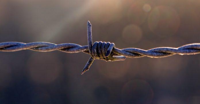 Une frontière pour la paix intérieure